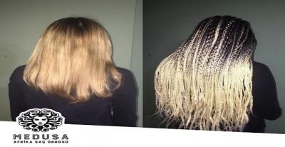 Afrika Saç Örgüsü Ne Kadar Süre Kullanılır?