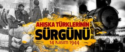 Ahıska Türklerinin Sürgünü-14 Kasım 1944