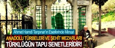 Ahmet Hamdi Tanpınar'ın Eserlerinde Mimari