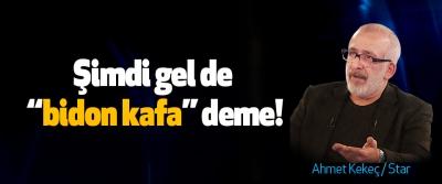 Ahmet Kekeç'ten Yılmaz Özdil'e kitap eleştirisi