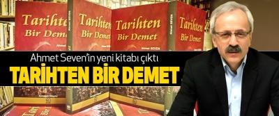 Ahmet Seven'in yeni kitabı çıktı