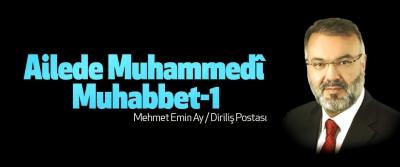 Ailede Muhammedî Muhabbet-1