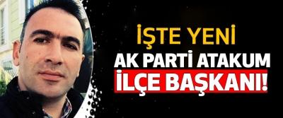 AK Parti Atakum Yeni İlçe Başkanı Selçuk Akyüz mü oluyor!