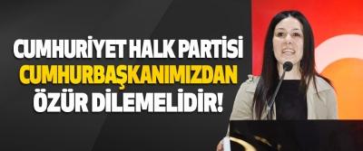 AK Parti Genel Başkan Yardımcısı Çiğdem Karaarslan