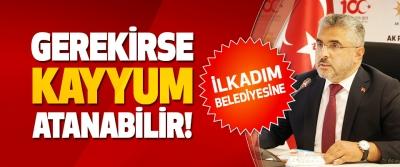 AK Parti İl Başkanı Ersan Aksu