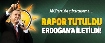 AK Parti'de çifte tarama…