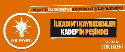 Ak Parti'nin İlkadım Belediyesi'ni Kaybetmesinin Şokları Devam Ediyor!
