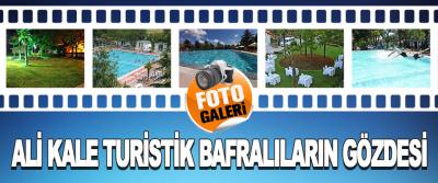 Ali Kale Turistik Tesisleri Bafralıların Gözdesi