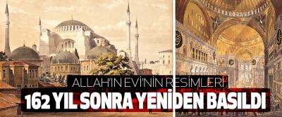 Allah'ın Evi'nin Resimleri 162 Yıl Sonra Yeniden Basıldı