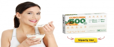 Altın Yoğurt Kürü Nasıl Kullanılır? Curcumin 500 Kullanımı
