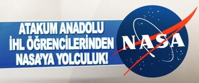 Atakum Anadolu İHL Öğrencilerinden Nasa'ya Yolculuk!