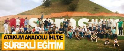 Atakum Anadolu İhl'de Sürekli Eğitim