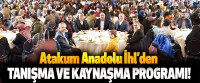 Atakum Anadolu İHL'den Tanışma Ve Kaynaşma Programı!