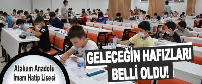 Atakum Anadolu İmam Hatip Lisesi Geleceğin Hafızları Belli Oldu!