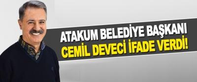 Atakum Belediye Başkanı Cemil Deveci İfade Verdi!