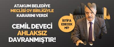 Atakum Belediye Meclisi Oy Birliğiyle Kararını Verdi