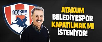 Atakum Belediyespor Kapatılmak Mı İsteniyor!