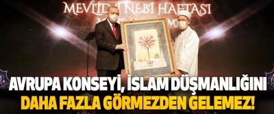 Avrupa Konseyi, İslam Düşmanlığını Daha Fazla Görmezden Gelemez!