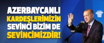 Azerbaycanlı Kardeşlerimizin Sevinci Bizim de Sevincimizdir!
