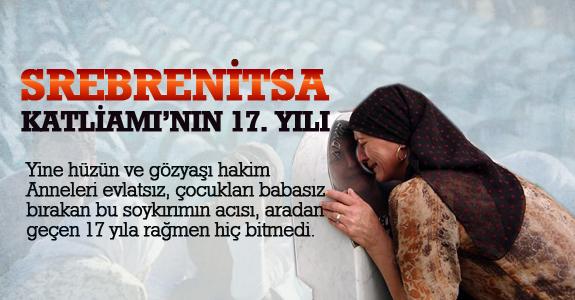 Srebrenitsa katliamı'nın 16. Yılı