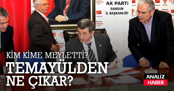 AK Parti temayül görüşmeleri tamamlandı