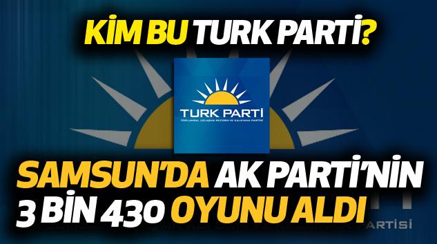 Kim Bu Turk Parti?