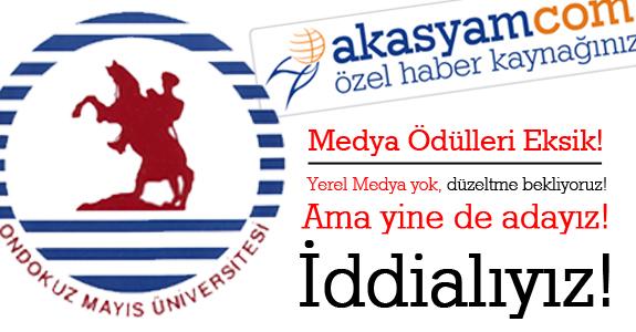 Medya Ödülleri Eksik