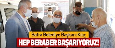 Bafra Belediye Başkanı Kılıç