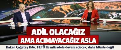 Bakan Çağatay Kılıç Habertürk Tv'de Gündemi Değerlendirdi..