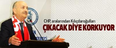 Bakan Müezzinoğlu: CHP aralarından Kılıçdaroğulları Çıkacak Diye Korkuyor