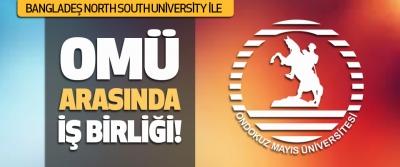 Bangladeş North South Üniversity İle Omü Arasında İş Birliği!