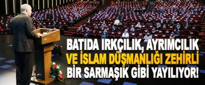 Batıda Irkçılık, Ayrımcılık ve İslam Düşmanlığı Zehirli Bir Sarmaşık Gibi Yayılıyor!