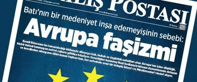 Batı'nın bir medeniyet inşa edemeyişinin sebebi Avrupa faşizmi!
