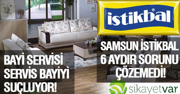 İSTİKBAL 6 AYDIR SORUNU ÇÖZEMEDİ!