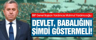 BBP Genel Başkan Yardımcısı