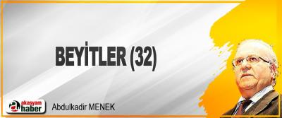 Beyitler (32)
