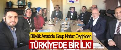 Büyük Anadolu Grup Nabız Osgb'den Türkiye'de bir ilk!