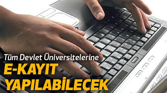 Tüm Devlet Üniversitelerine