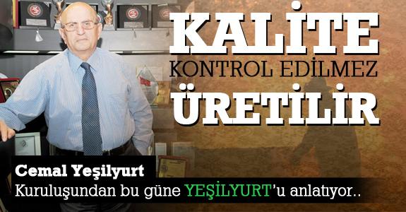 Cemal Yeşilyurt :