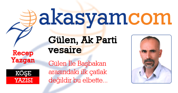 Gülen, Ak Parti vesaire..