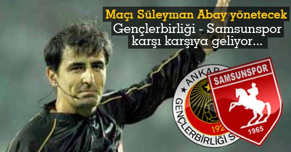 Süleyman Abay yönetecek