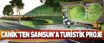 Canik'ten Samsun'a Turistik Proje