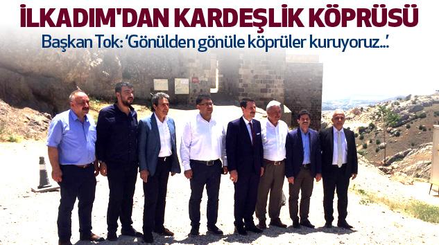 İlkadım'dan Tunceli'ye Kardeşlik Köprüsü...