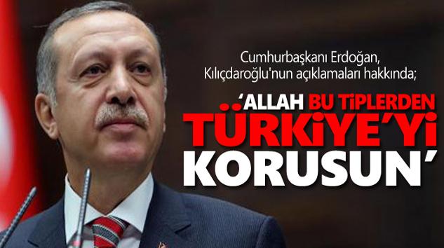 Allah bu tiplerden Türkiye'yi korusun...