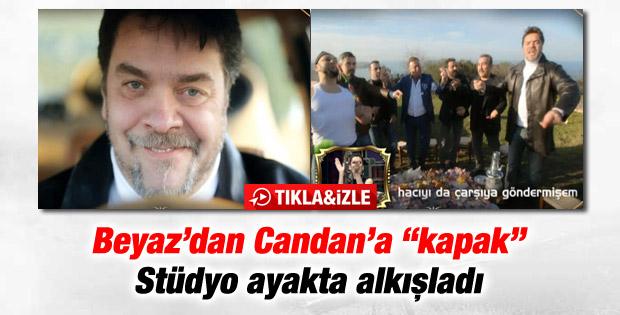 Beyazıt Öztürk'ten Candan Erçetin'e yeni kliple yanıt İZLE Kanal D Beyaz Show