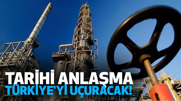 Tarihi Anlaşma Türkiye'yi Uçuracak!