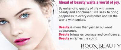 Cildiniz İçin Roox Beauty Zamanı