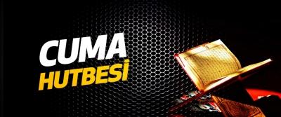 Cuma Hutbesi Cami: