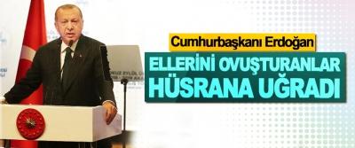 Cumhurbaşkanı Erdoğan: Ellerini Ovuşturanlar Hüsrana Uğradı