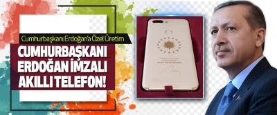 Cumhurbaşkanlığı Forsu Ve Erdoğan İmzalı Akıllı Telefon!